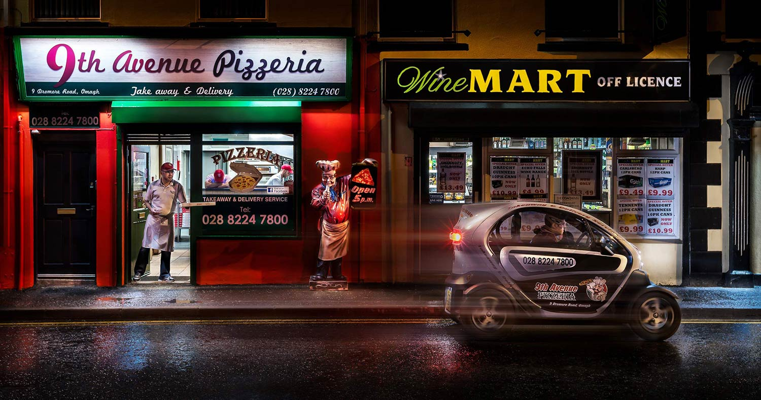 Commercial Photography Northern Ireland