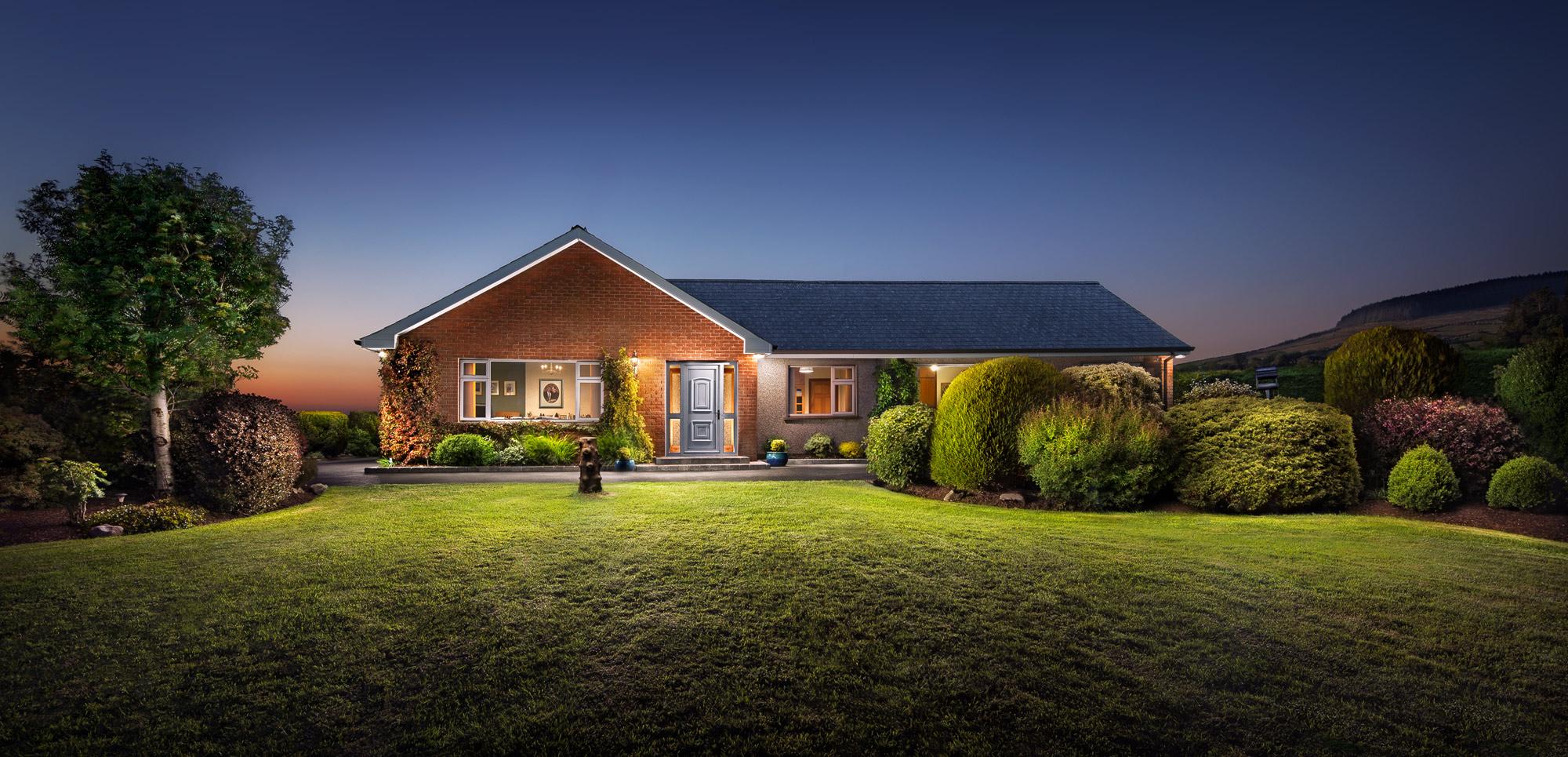 Home Portrait Photography